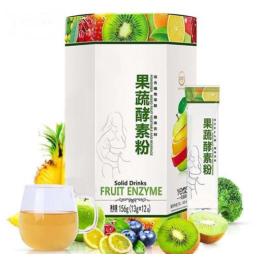 綜合果蔬酵素粉固體飲料代加工